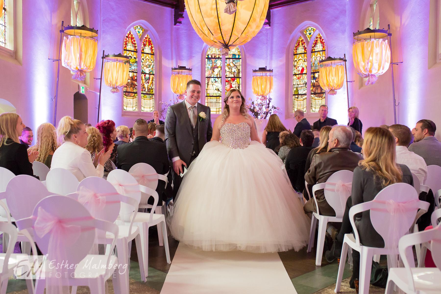 Huwelijksvoltrekking Klooster Bethlehem Haren Oss