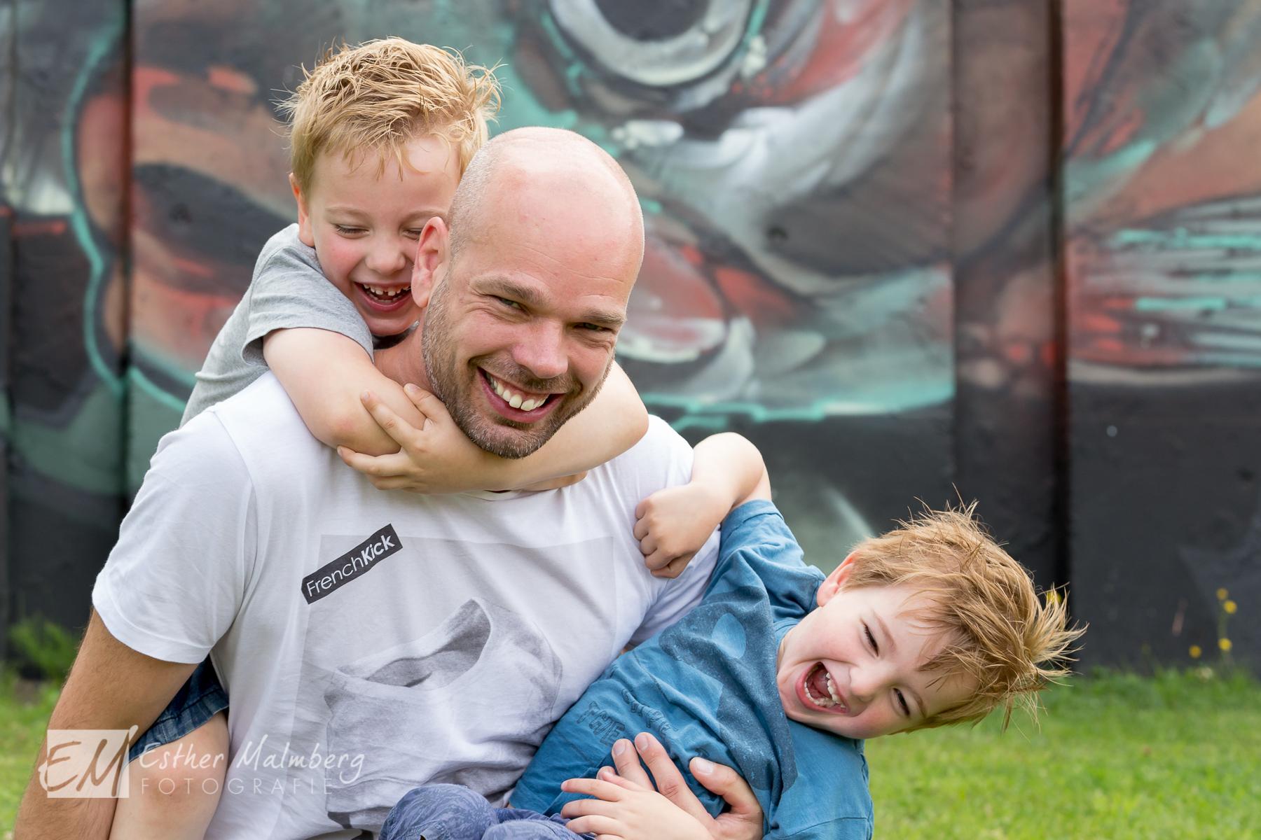 Puur en ongedwongen fotoreportage kinderfotografie Gouda