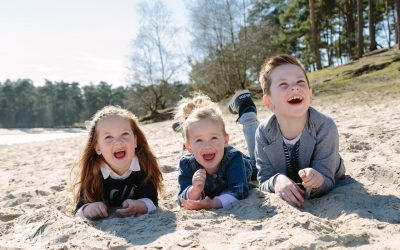 Family photosession Henschotermeer