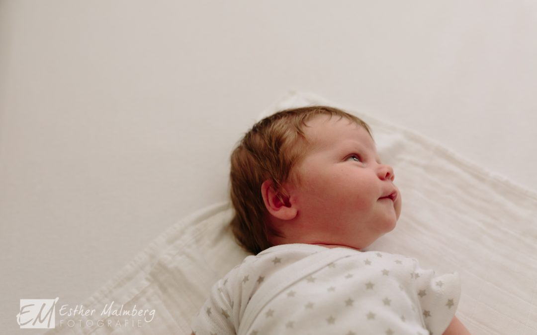 Lifestyle Babyreportage in Vinkeveen