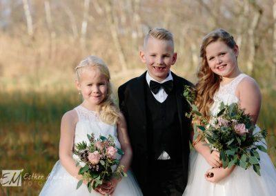 Bruidskinderen Bruidsmeisje Bruidsfotograaf Woerden