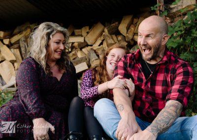 Familieshoot Zoetermeer vol plezier