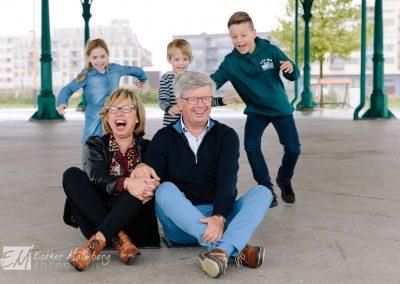 Fotograaf Utrecht voor spontane familiefoto