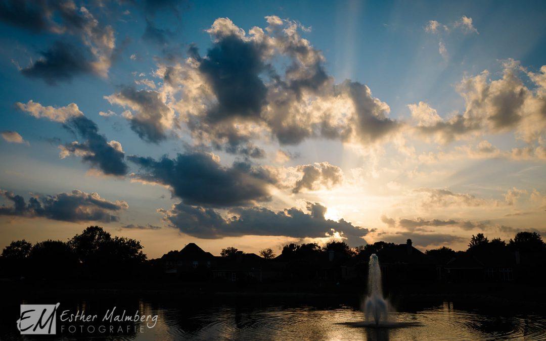 Zonsondergang in Alabama (galerij met foto's)